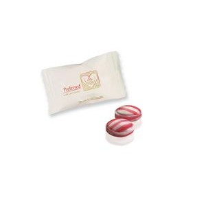 Individually Wrapped Red Striped Spearmint